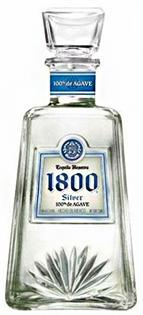 1800 Tequila Silver 1.00l